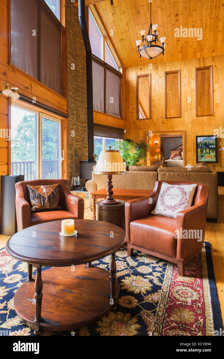 Interiors Sitting Room Country Stock Photos Amp Interiors
