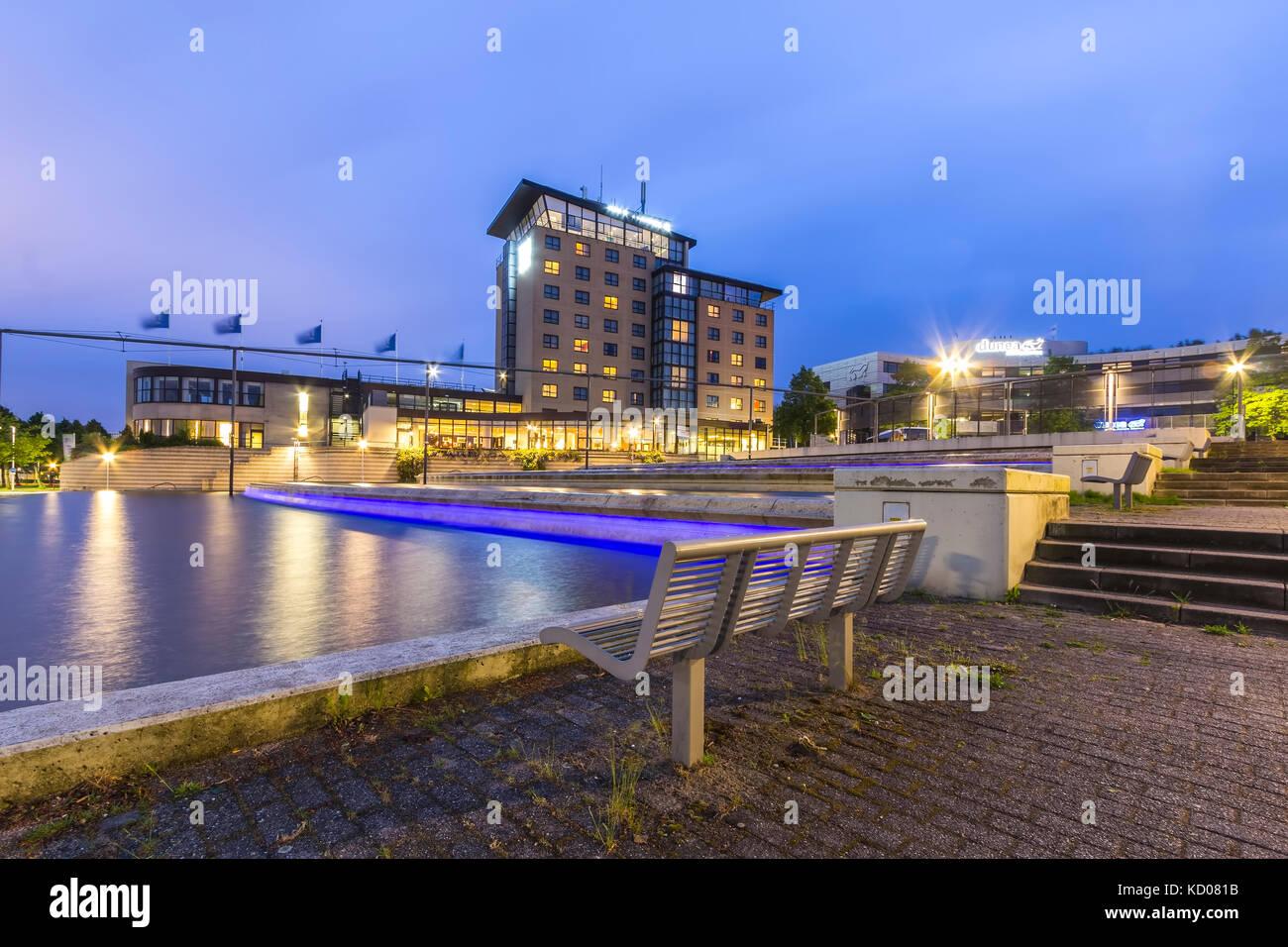 Water Art Structures : Zoetermeer stock photos images alamy