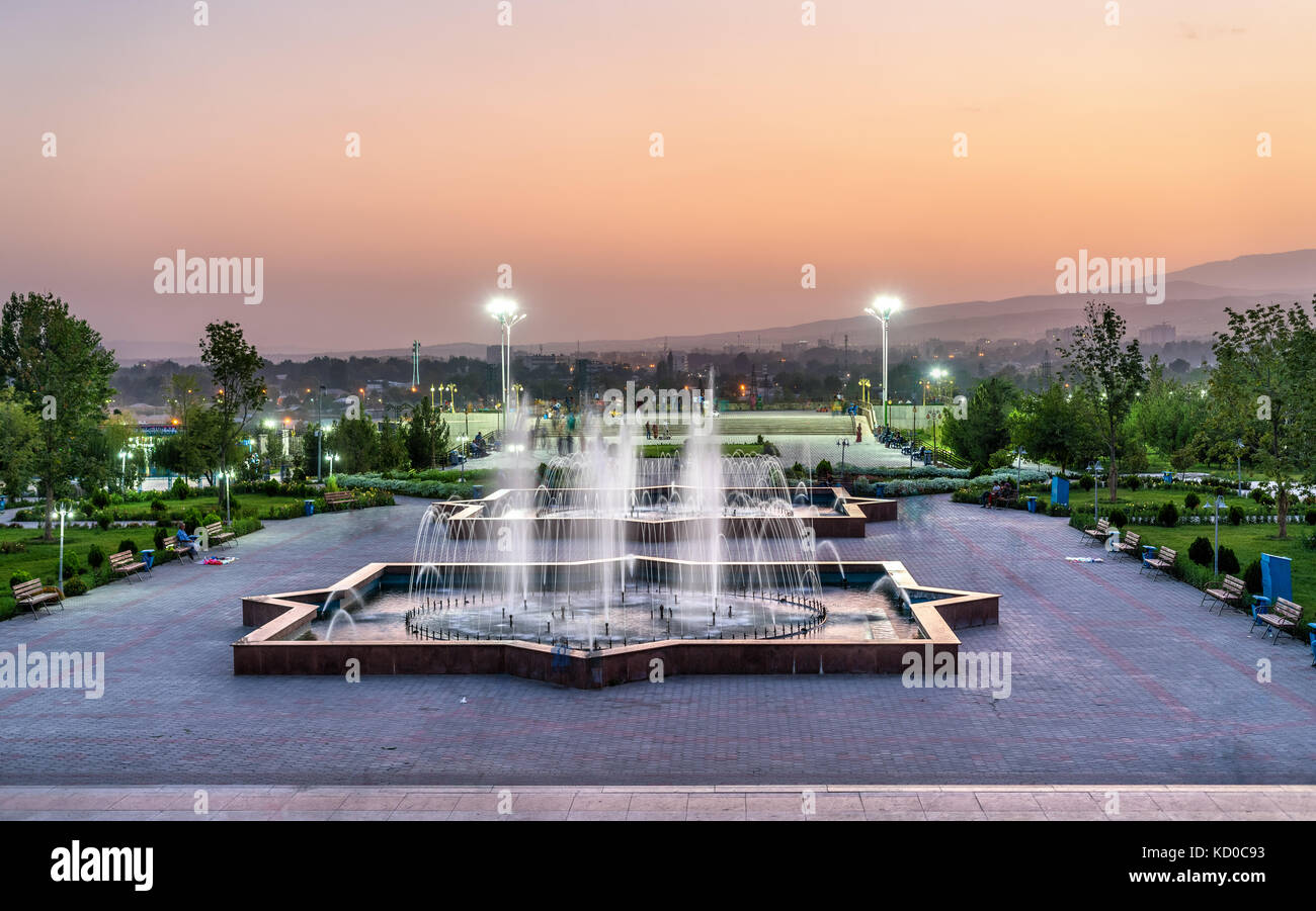 The capital of Tajikistan is Dushanbe. Photos and sights 4