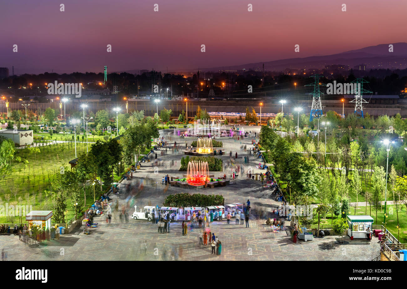 The capital of Tajikistan is Dushanbe. Photos and sights 67