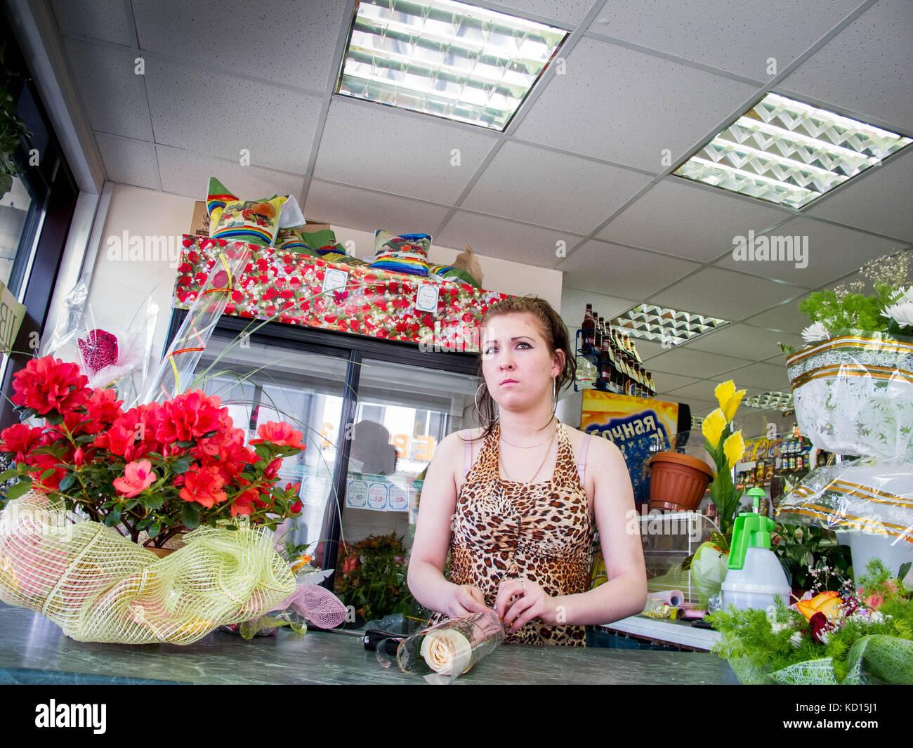 Fleuriste stock photos fleuriste stock images alamy for Fleuriste proche