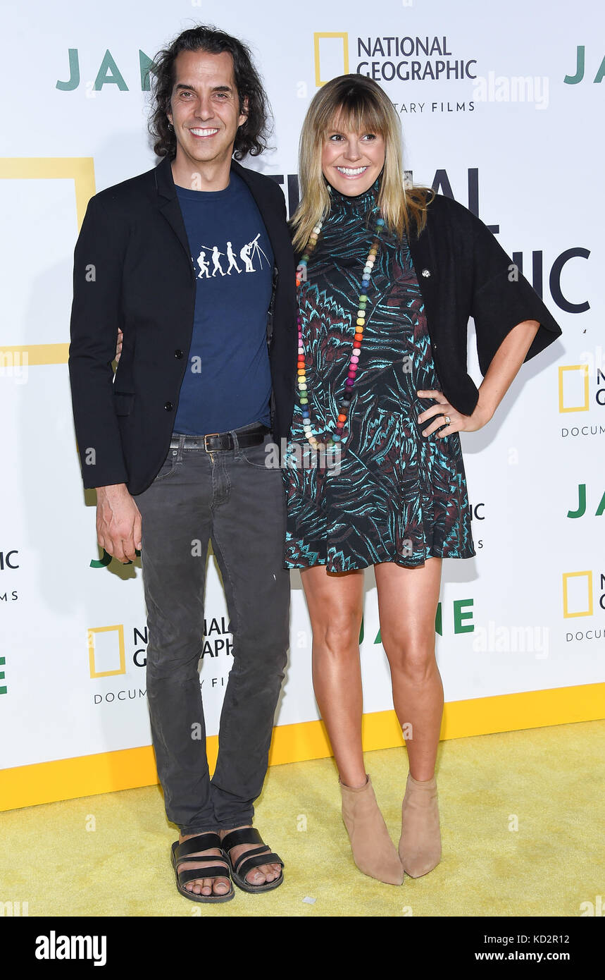 Grace Potter And Eric Valentine Arrives For The Premiere Of The Film U0027Janeu0027  At The Hollywood Bowl. Credit: Lisa Ou0027Connor/ZUMA