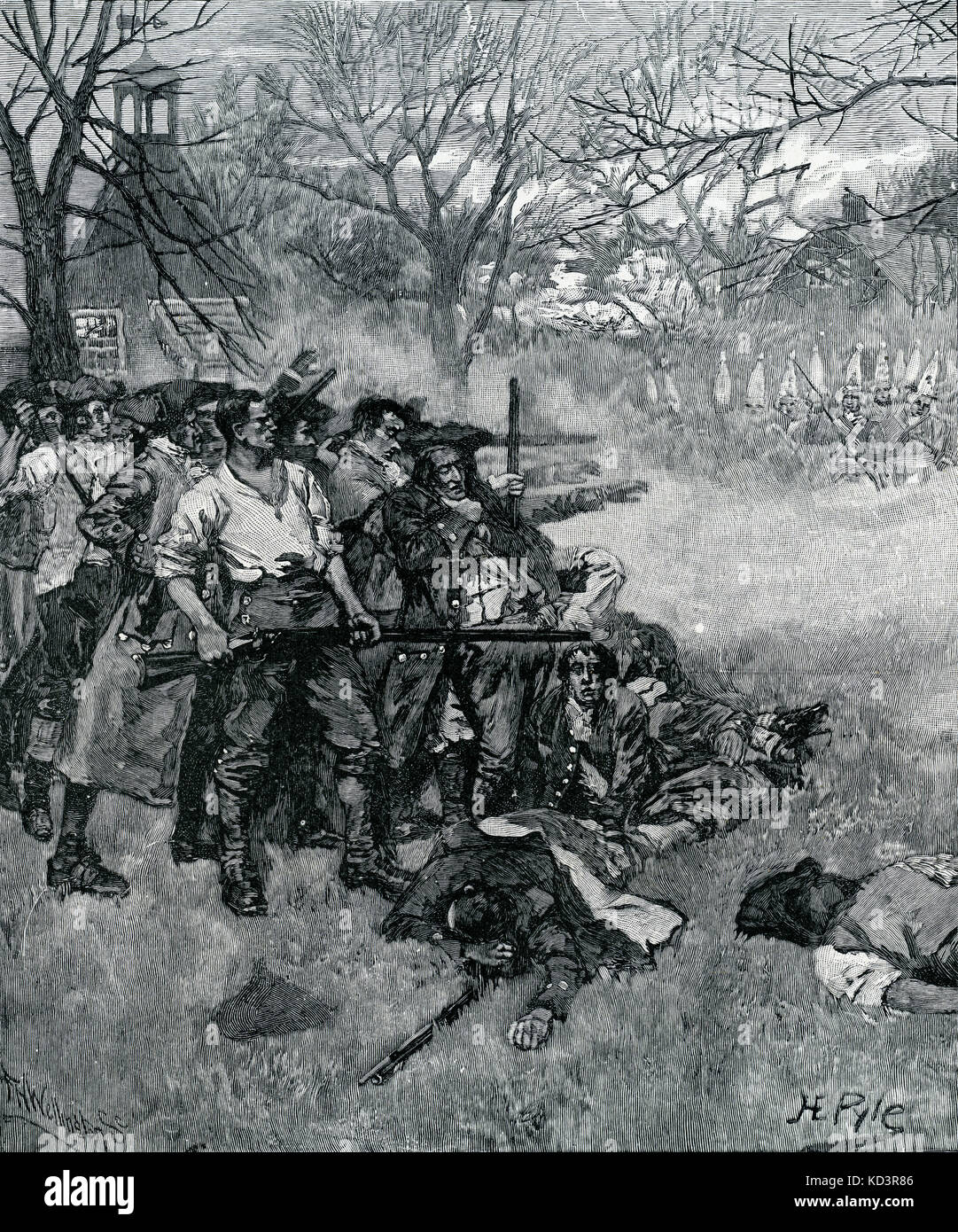 american revolution 1775 essay 2018-7-18 the thirteen colonies that became the usa were originally colonies of great britain by the time the american revolution took place, the citizens of these colonies were beginning to get tired of the british rule rebellion and discontent were rampant for those people who see the change in the.