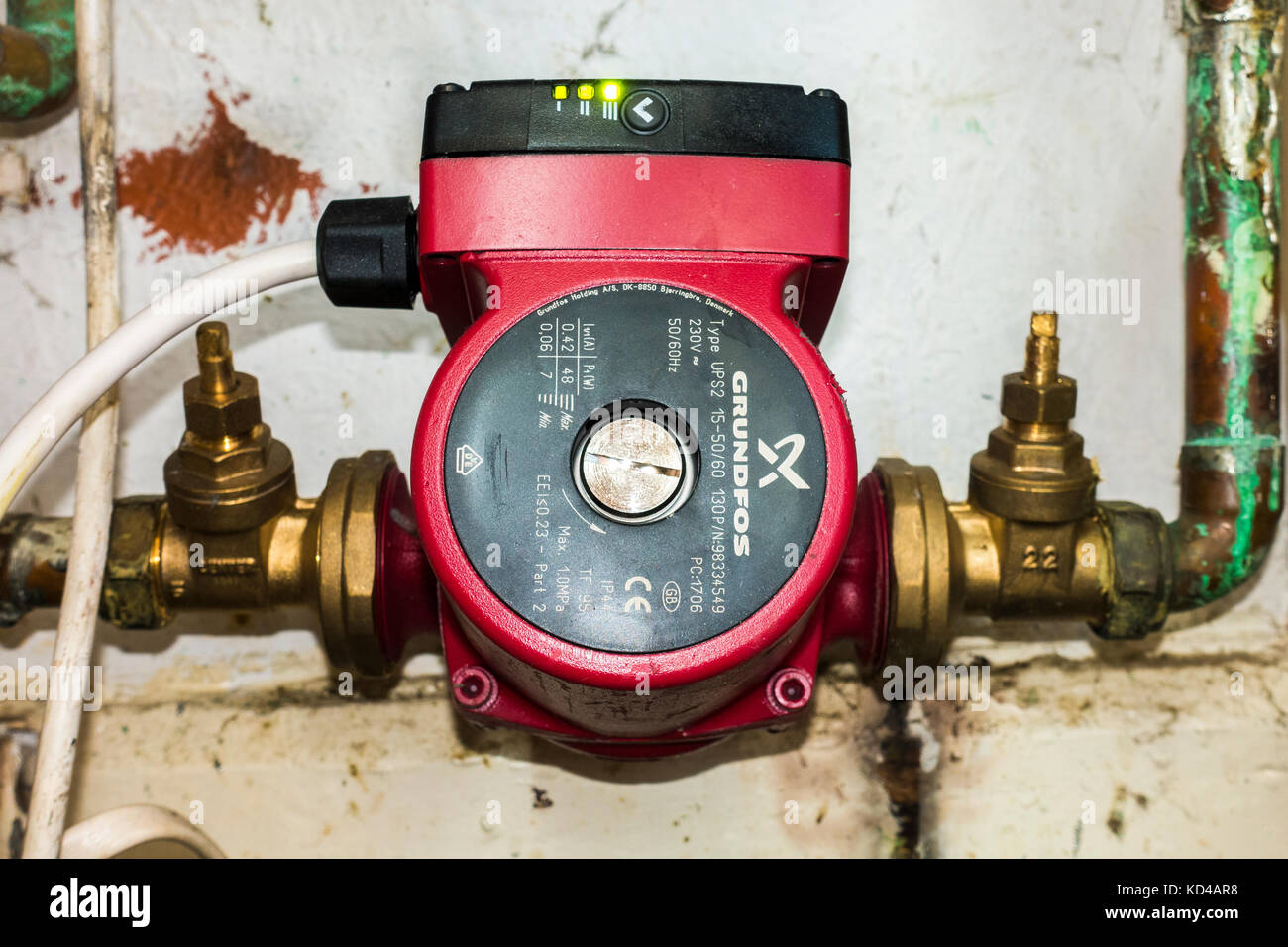 Plumbing And Heating Stock Photos Amp Plumbing And Heating