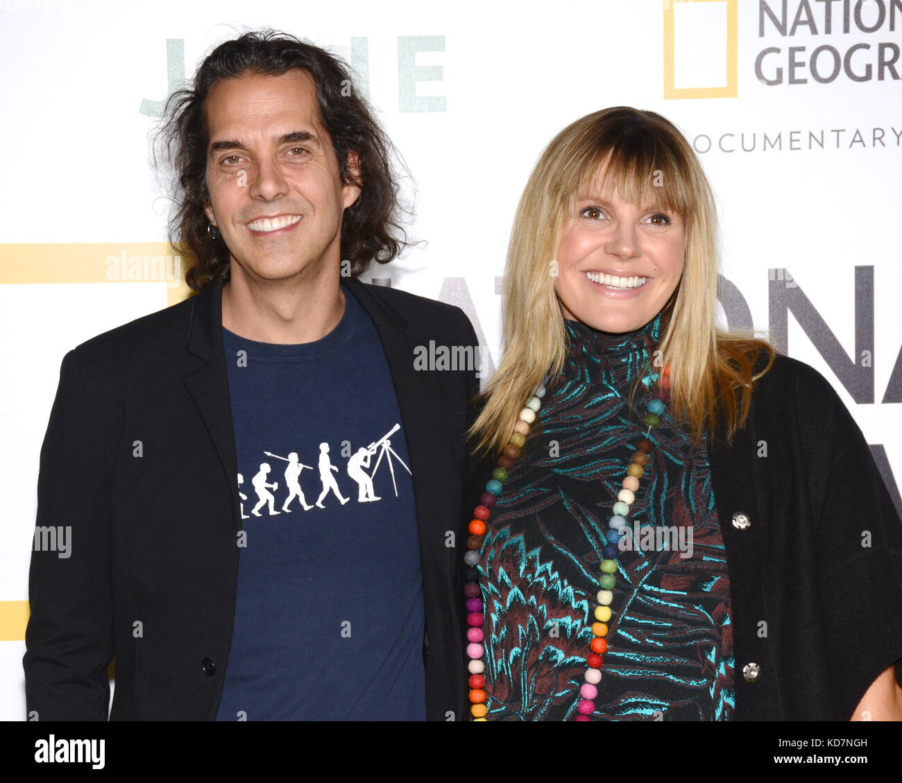 Schön Hollywood, USA. 09th Oct, 2017. Eric Valentine And Grace Potter Arrives At