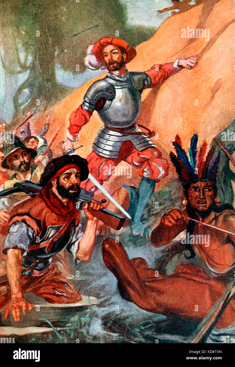 the aztecs and the spanish conquest Mexico and mexican history - the spanish conquest of mexico.