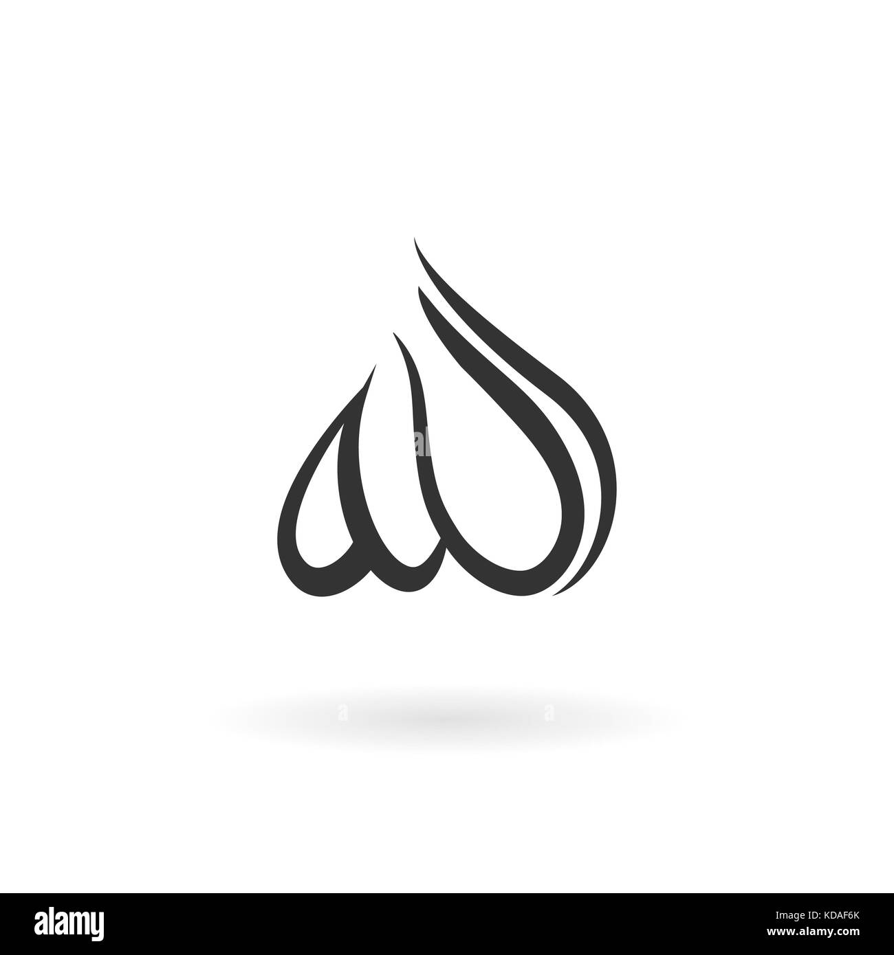 allah symbol stock photos amp allah symbol stock images alamy