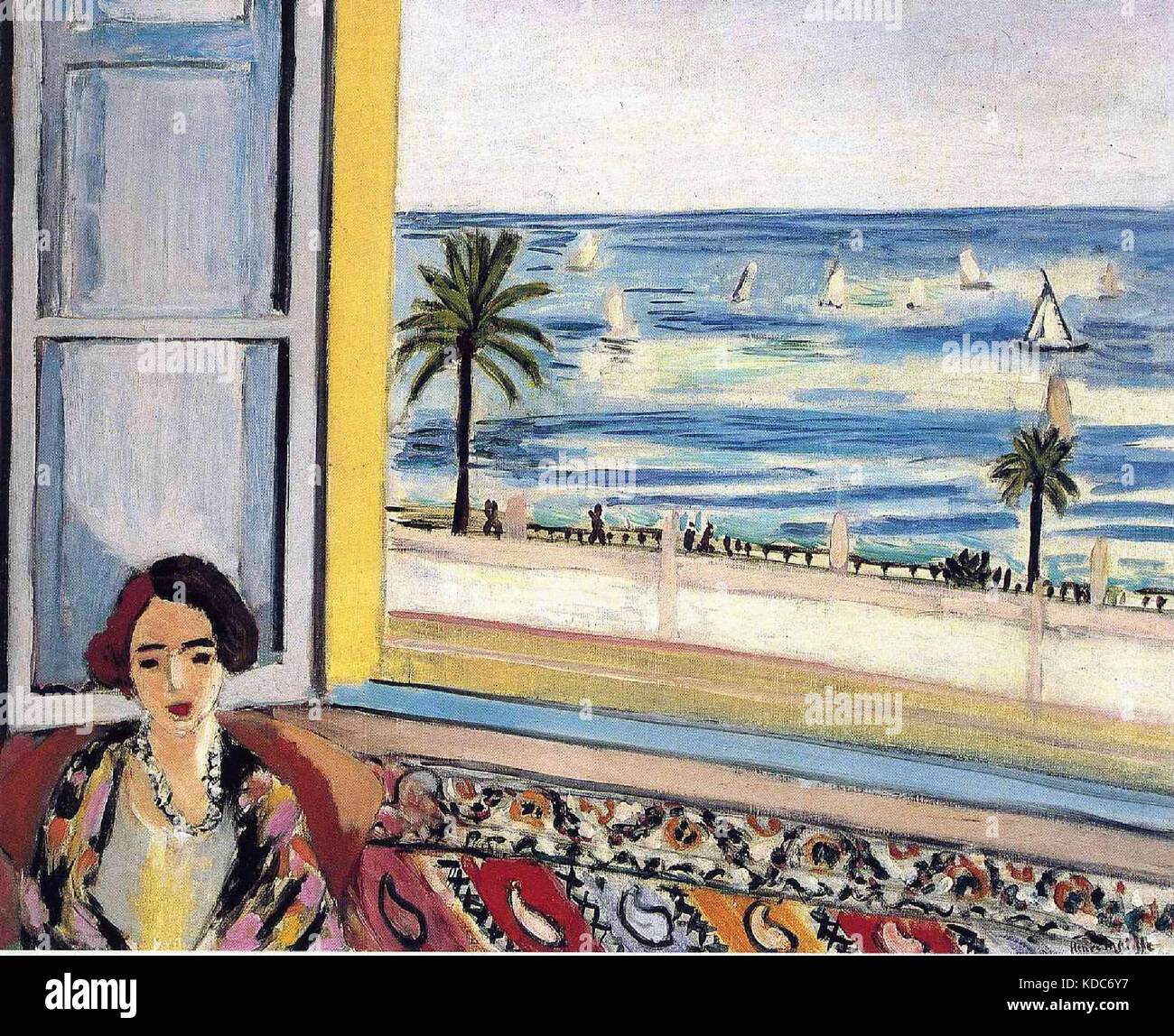 Assise stock photos assise stock images alamy for Henri matisse fenetre ouverte