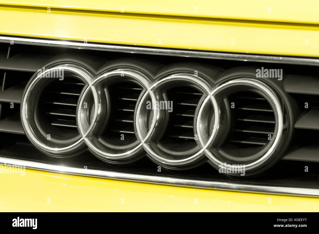 audi car symbol stock photos amp audi car symbol stock