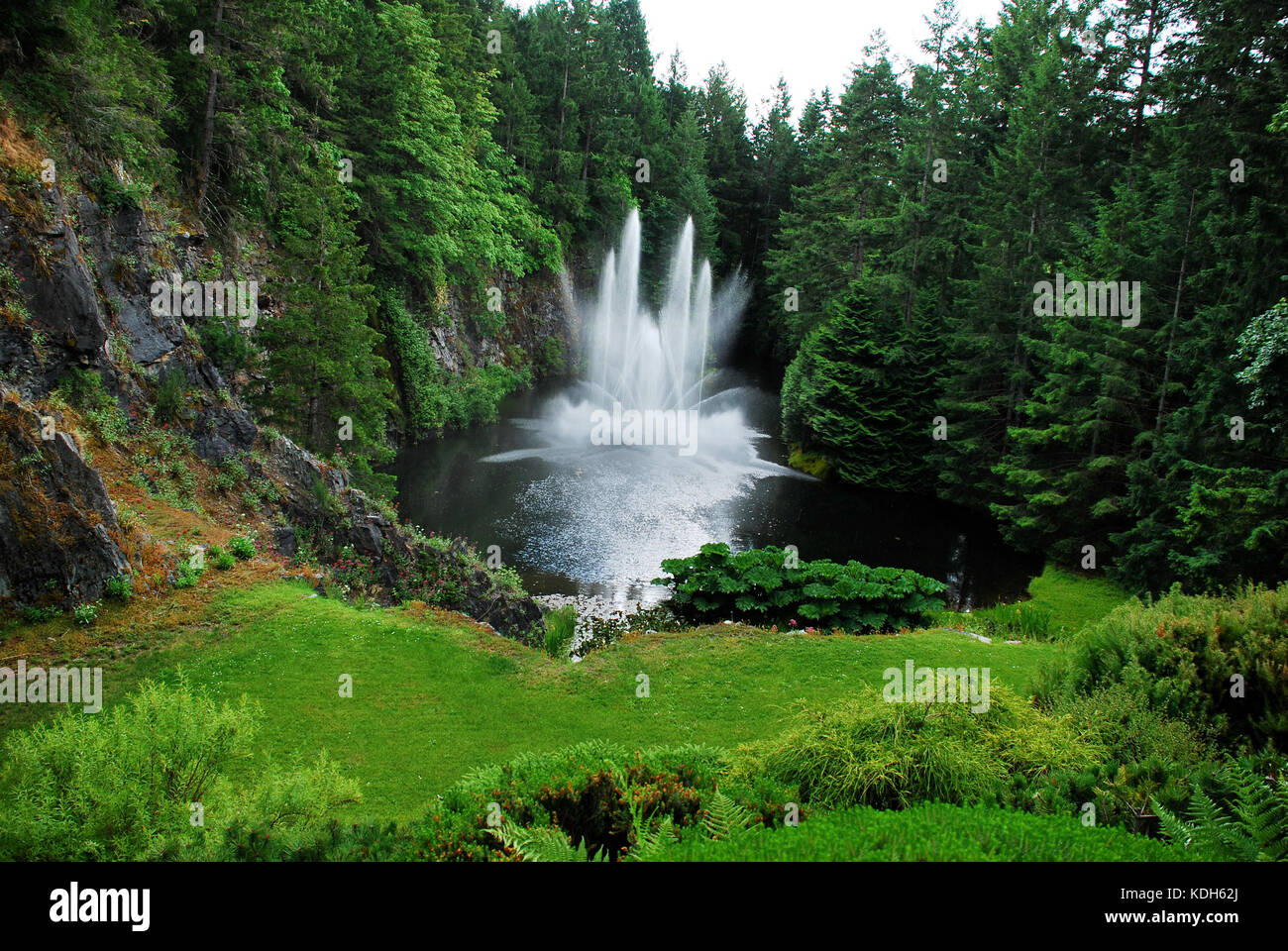 Butchart gardens in victoria british columbia canada is one of butchart gardens in victoria british columbia canada is one of the most beautiful tourist attractions on the island thecheapjerseys Images