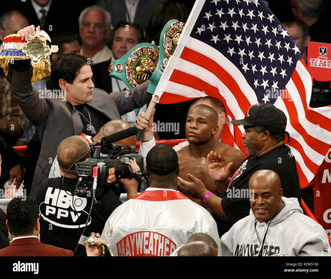 Floyd Mayweather The Undefeated Tour   March
