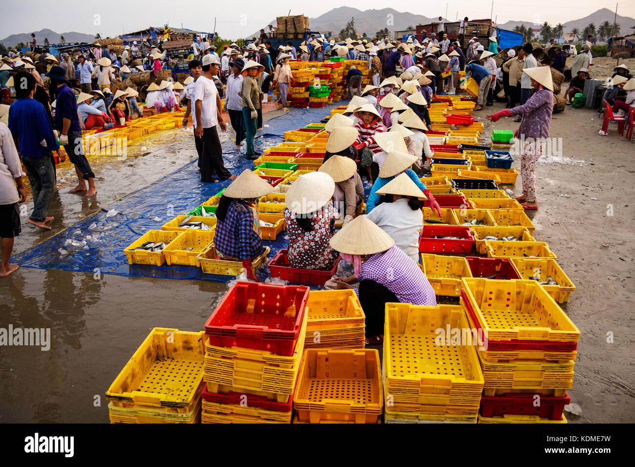 Vung tau vietnam stock photos vung tau vietnam stock for Long beach fish market