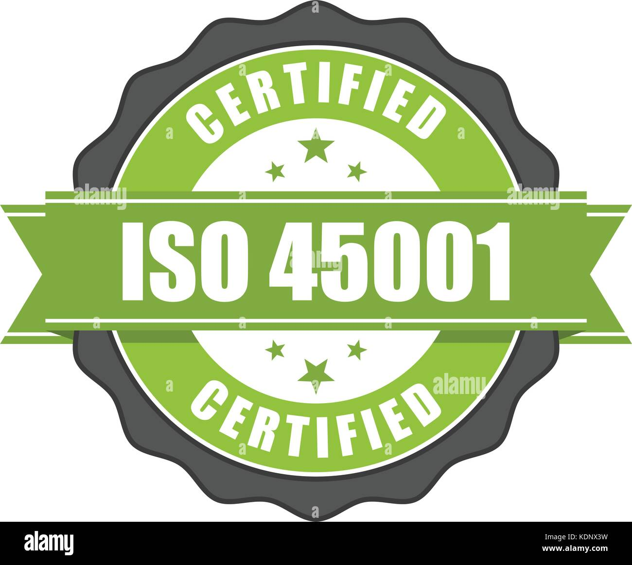 Iso 45001 standard certificate badge health and safety stock iso 45001 standard certificate badge health and safety 1betcityfo Gallery