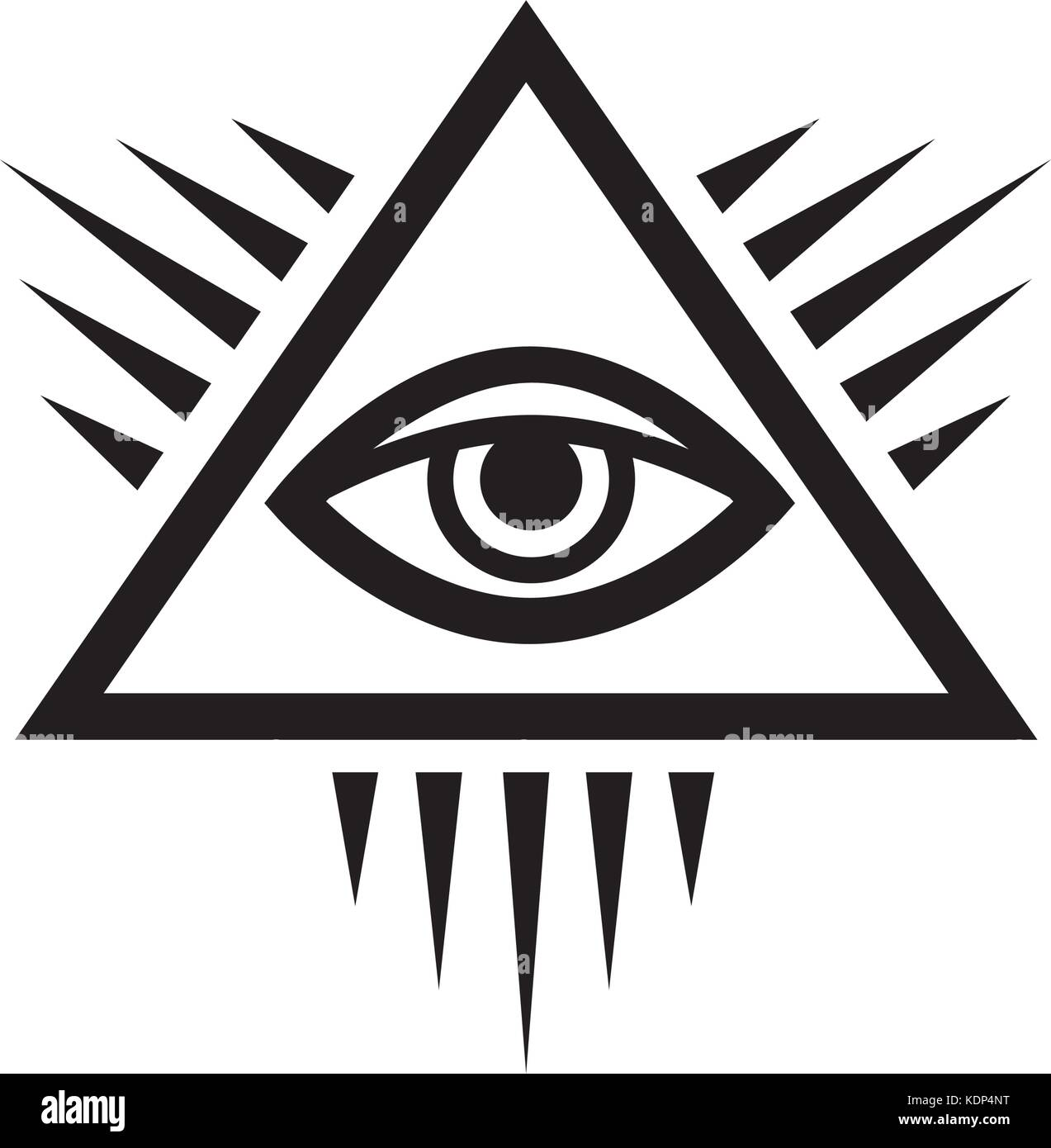 All seeing eye of god the eye of providence eye of omniscience all seeing eye of god the eye of providence eye of omniscience luminous delta ancient mystical sacral symbol of illuminati and freemasonry biocorpaavc