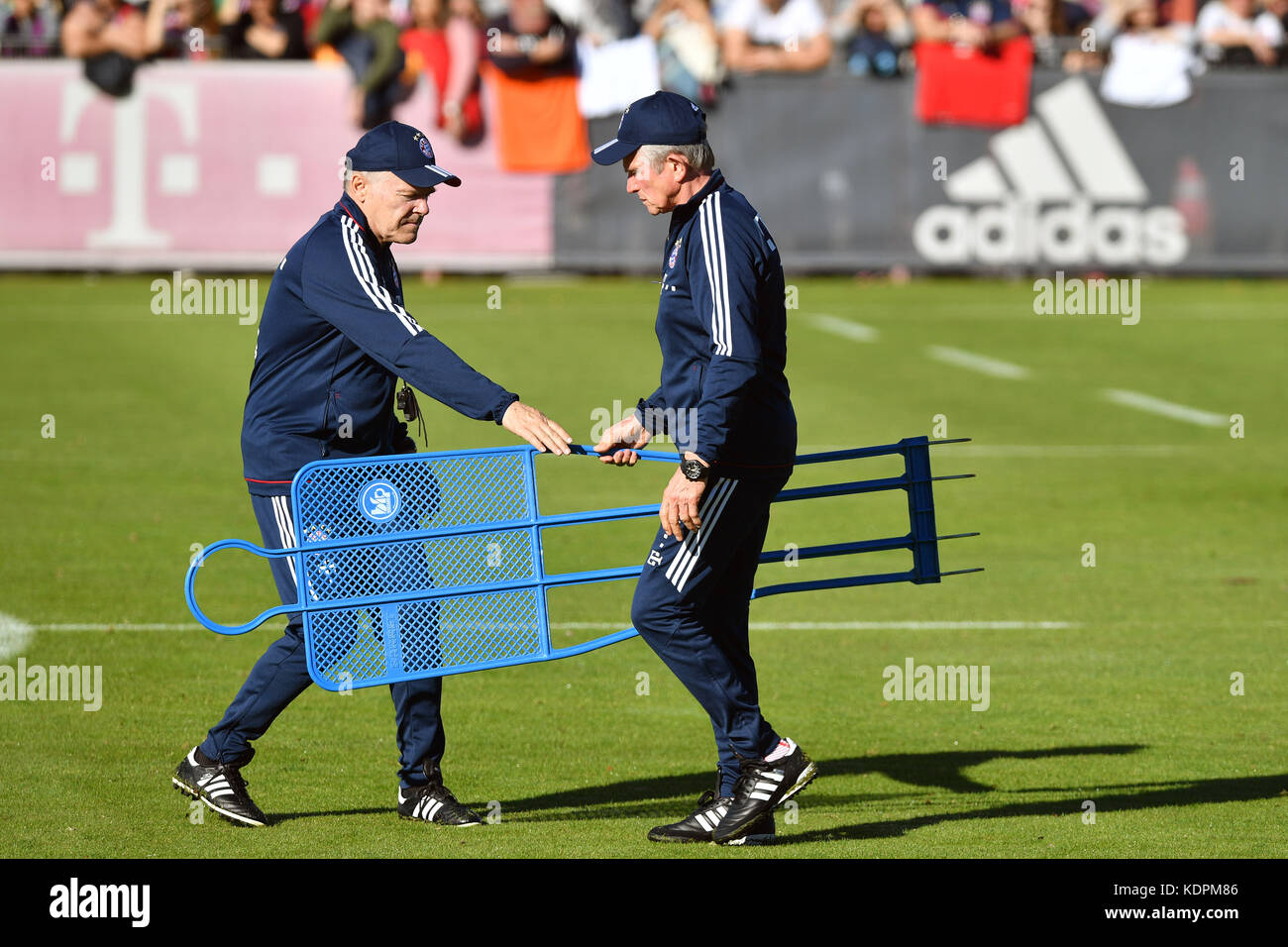 fc bayern co trainer