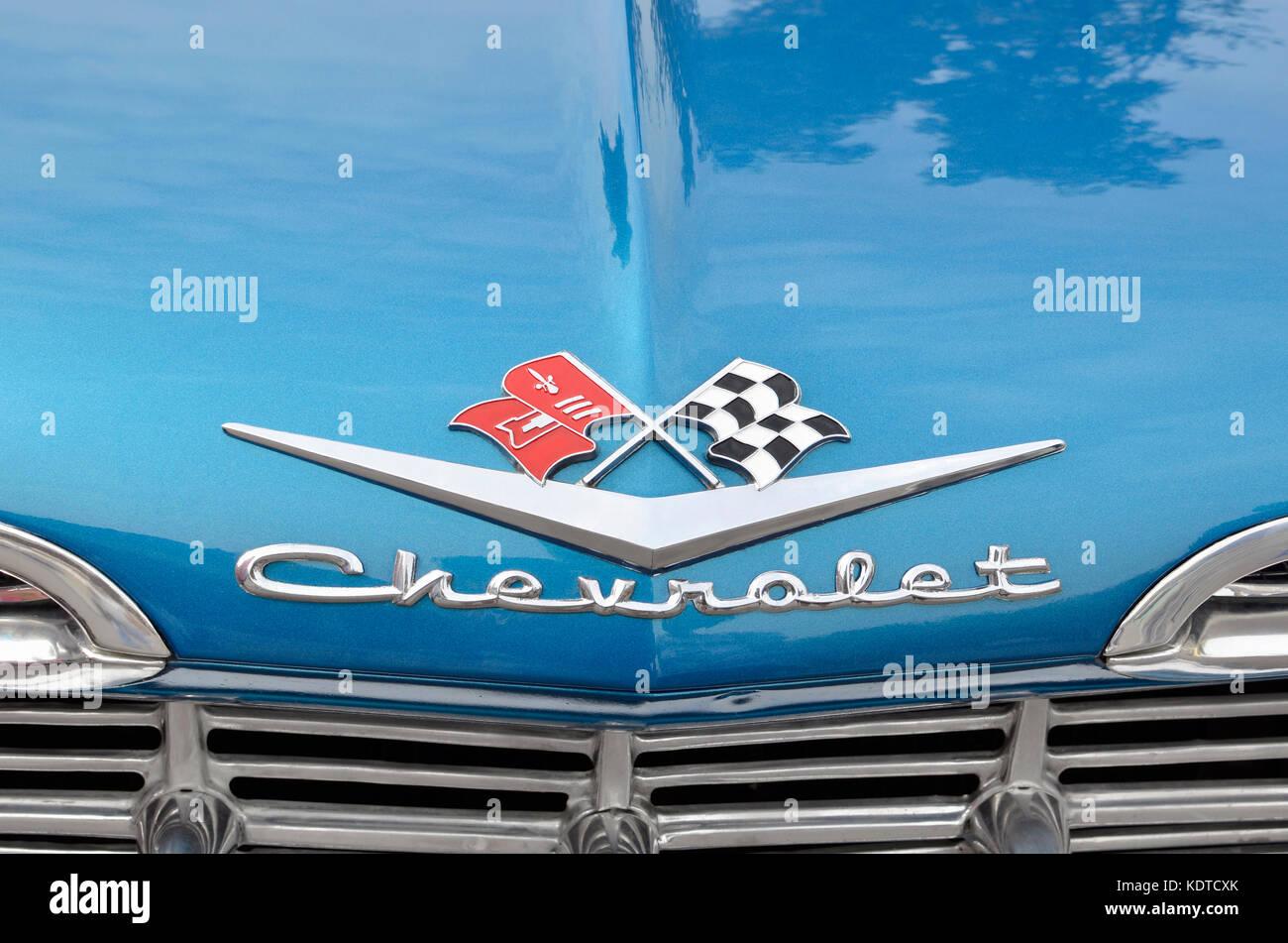 Chevy hood emblem stock photos chevy hood emblem stock - Spa torrejon de ardoz ...