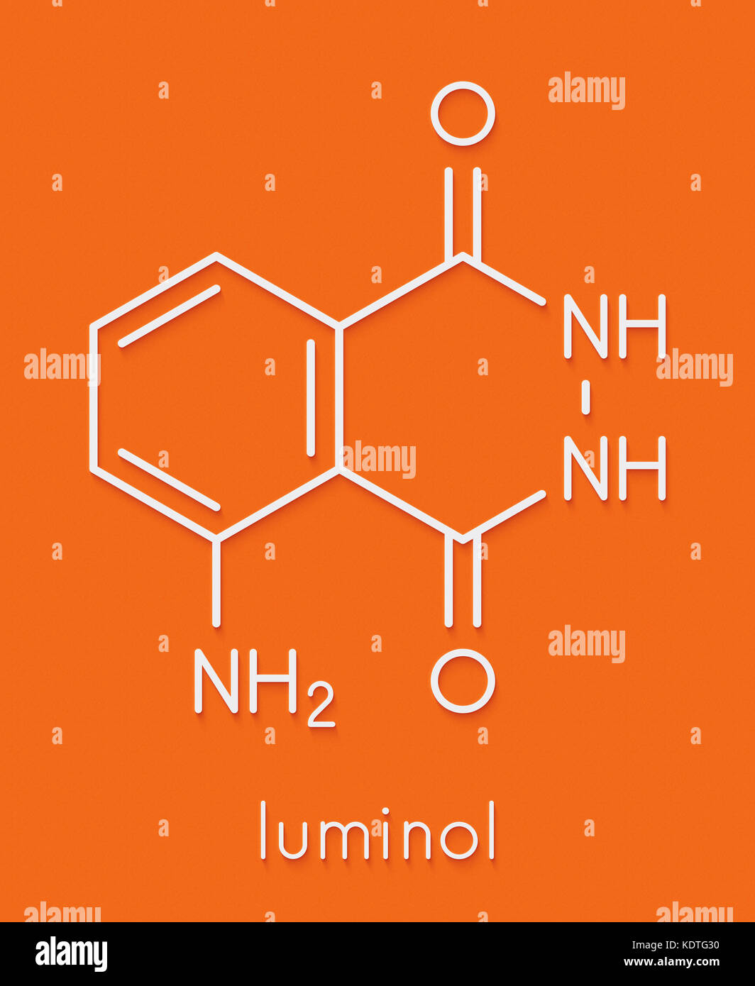 luminol a chemiluminescent compound Most chemiluminescent reactions can be adapted to this assay format, by labeling either with a chemiluminescent compound or with an enzyme and using a chemiluminescent substrate most commercially developed immunoassays are of this type.