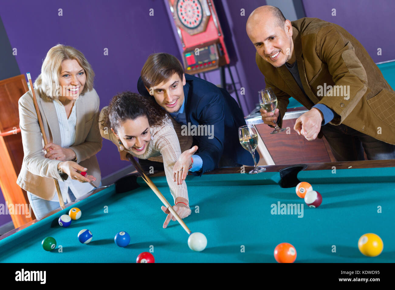 Pool Darts Stock Photos Amp Pool Darts Stock Images Alamy