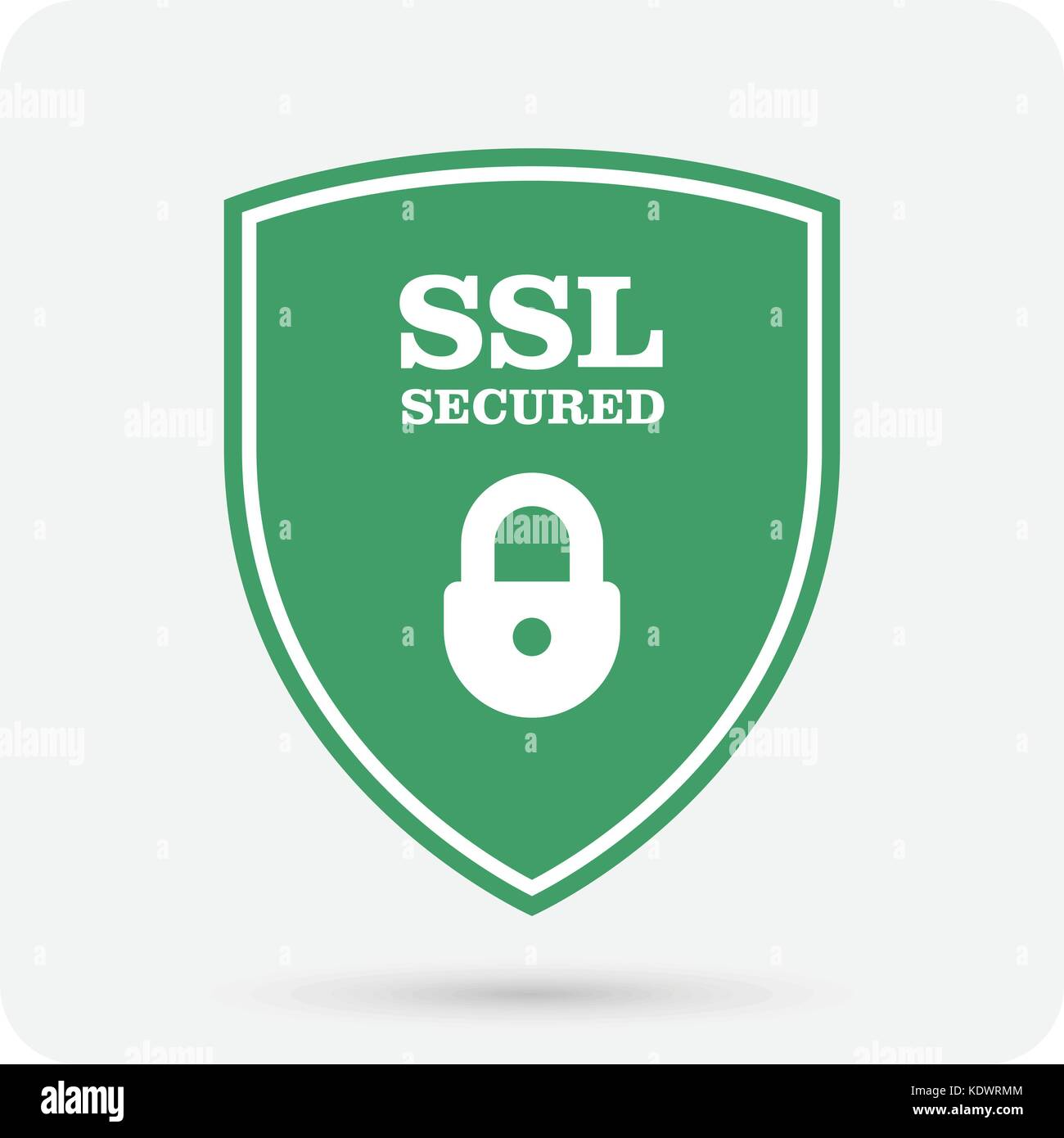 Ssl certificate shield with padlock secure website emblem stock ssl certificate shield with padlock secure website emblem 1betcityfo Image collections