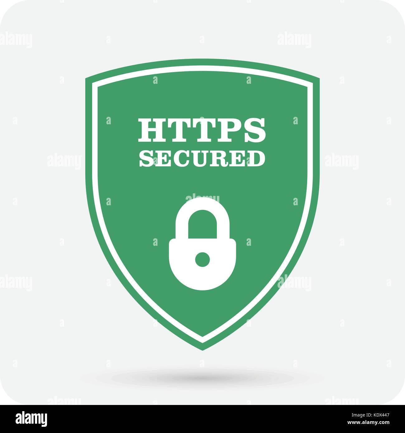 Https secure website ssl certificate shield with padlock stock https secure website ssl certificate shield with padlock 1betcityfo Image collections