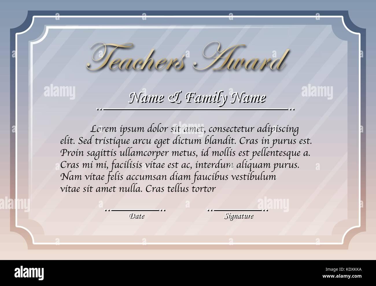 teacher teacher of the year award