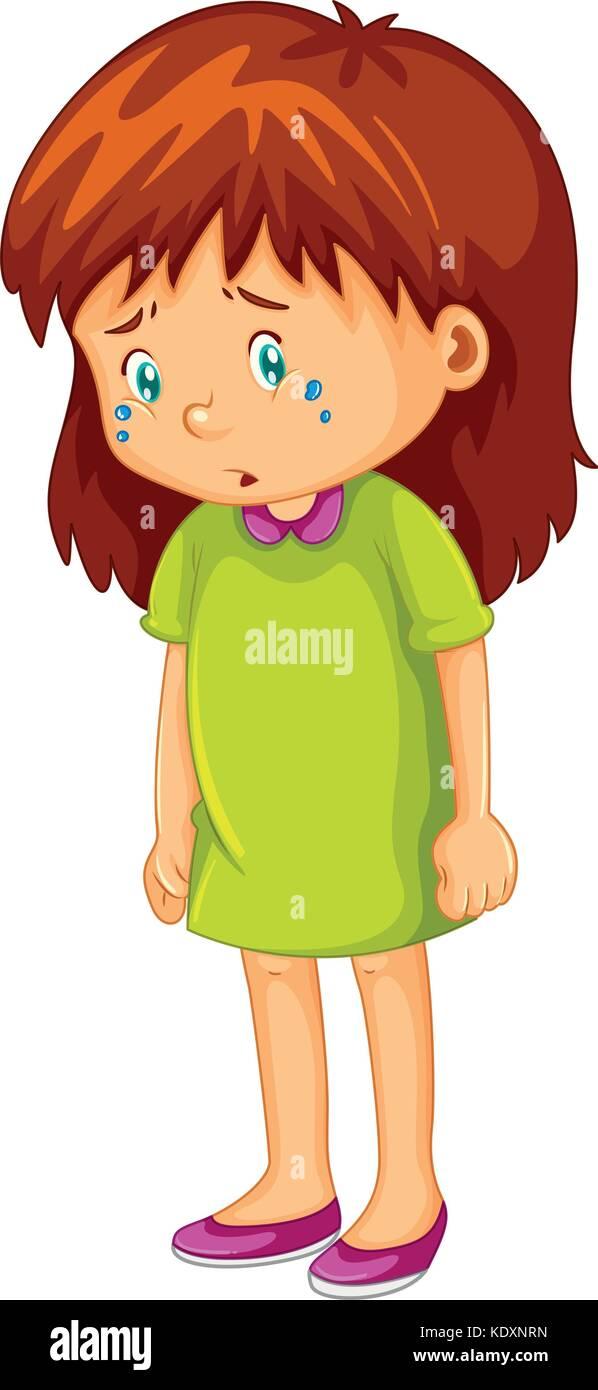 Animated Little Girl Crying | www.pixshark.com - Images ...