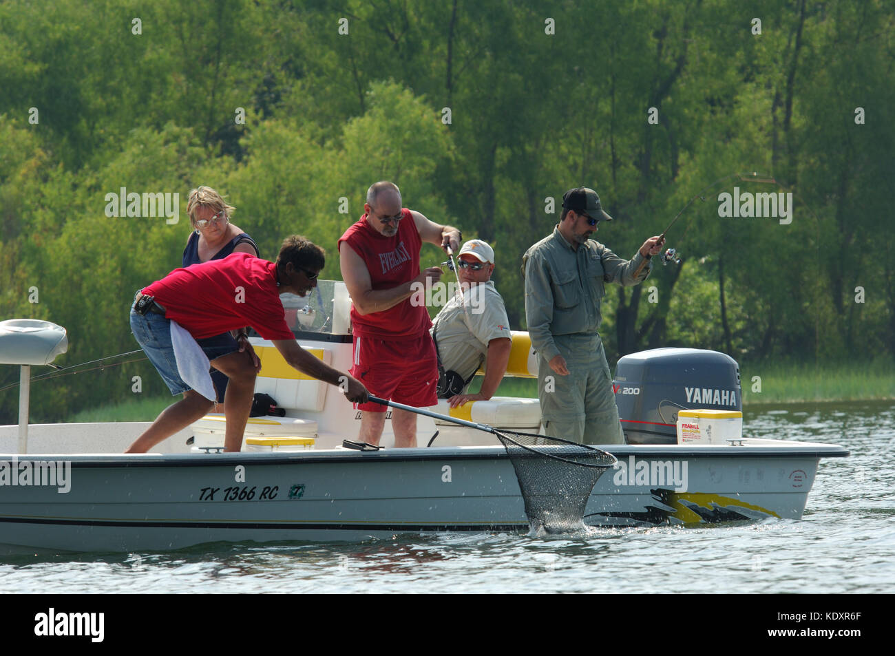 Crappie stock photos crappie stock images alamy for Bass fishing lakes near me