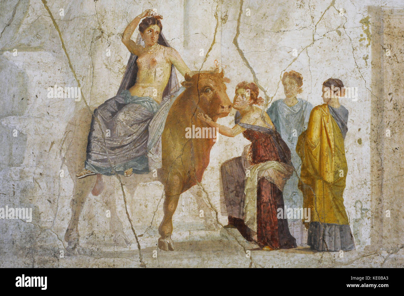 lives of women in ancient rome In rome's patriarchal society, men ruled over almost all walks of life, from politics  and art to business and the household women were not.