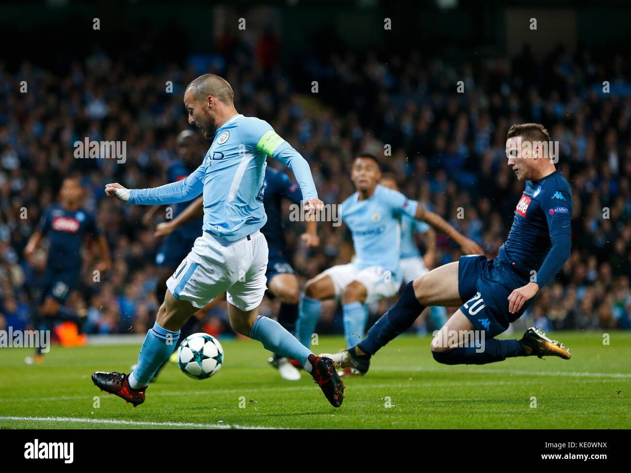 David Silva Manchester City Stock s & David Silva Manchester