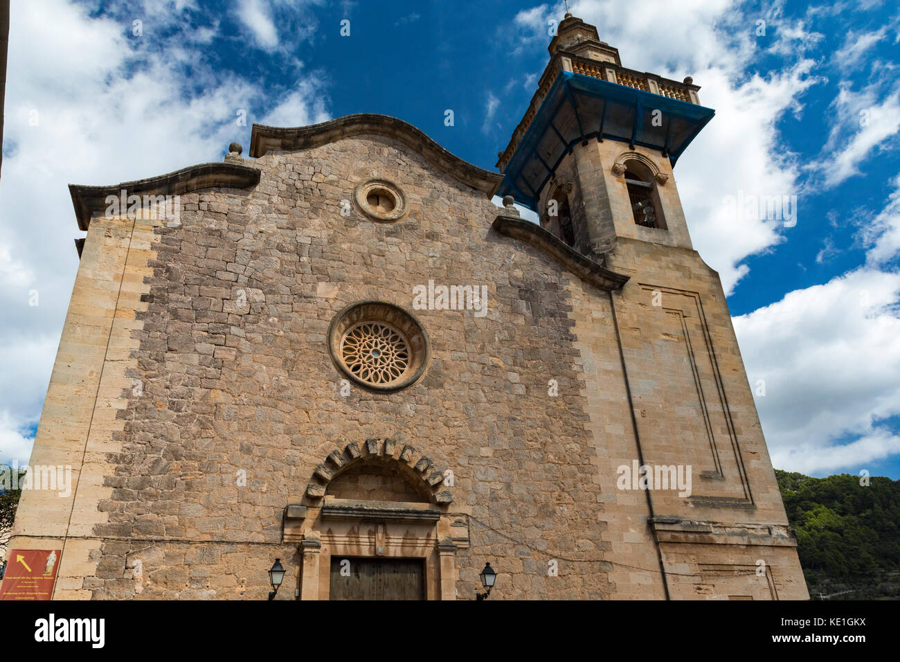 The saint of valldemossa stock photos the saint of valldemossa stock images alamy - Azulejos mallorca ...