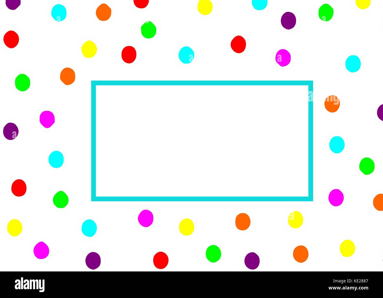 Multi Colour Background Stock Vector Images - Alamy