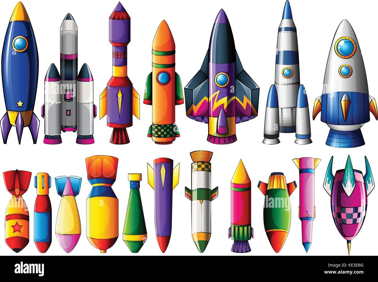 Rocket Ships Stock Photos  Rocket Ships Stock Images  Alamy