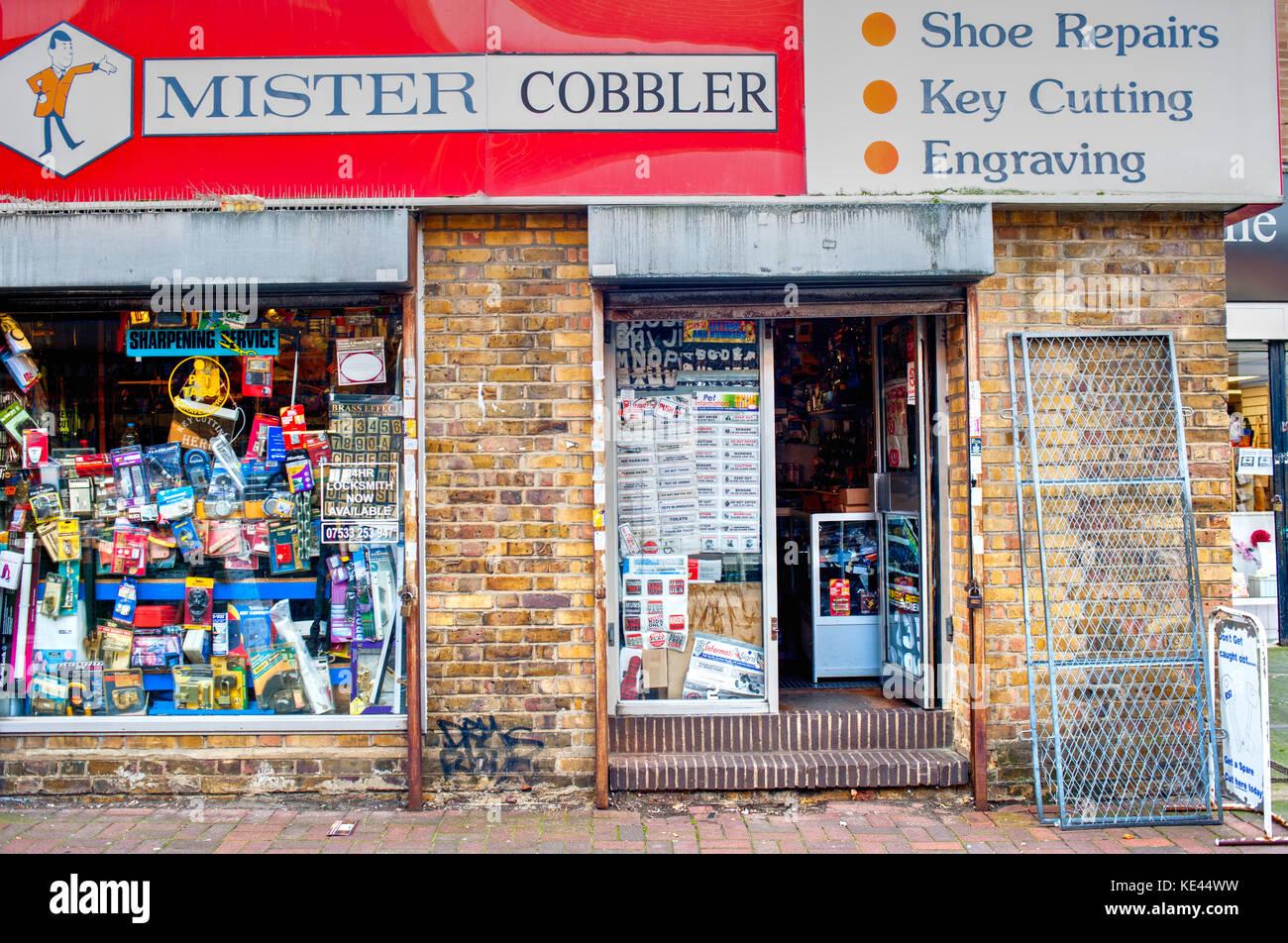 Shoe Repairs In Catford