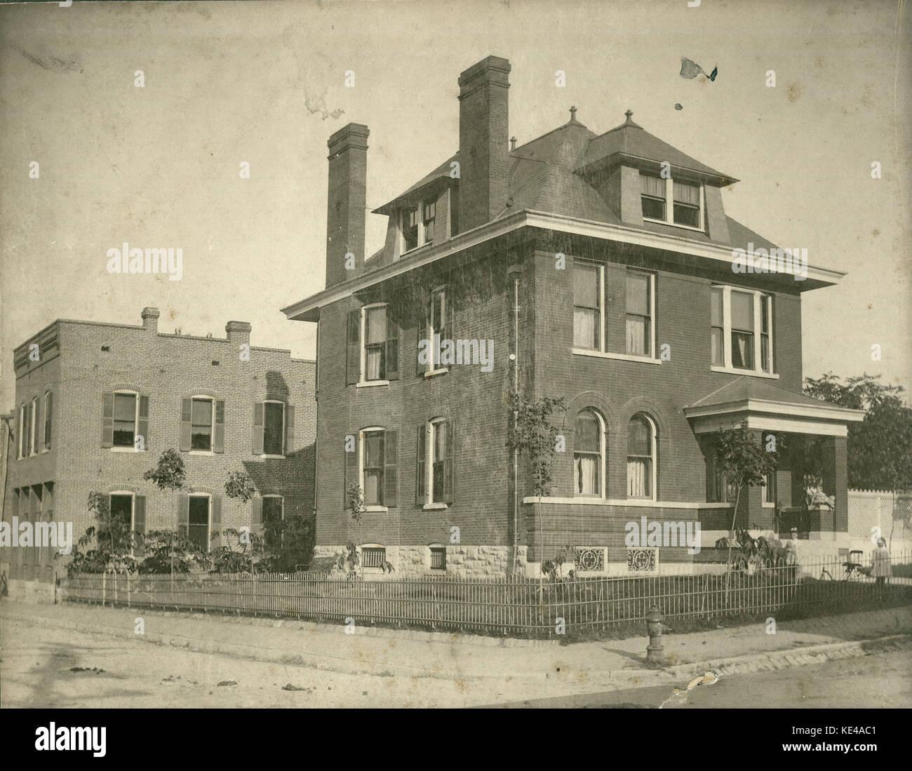 30th Street Residence: Printing Office Street Stock Photos & Printing Office