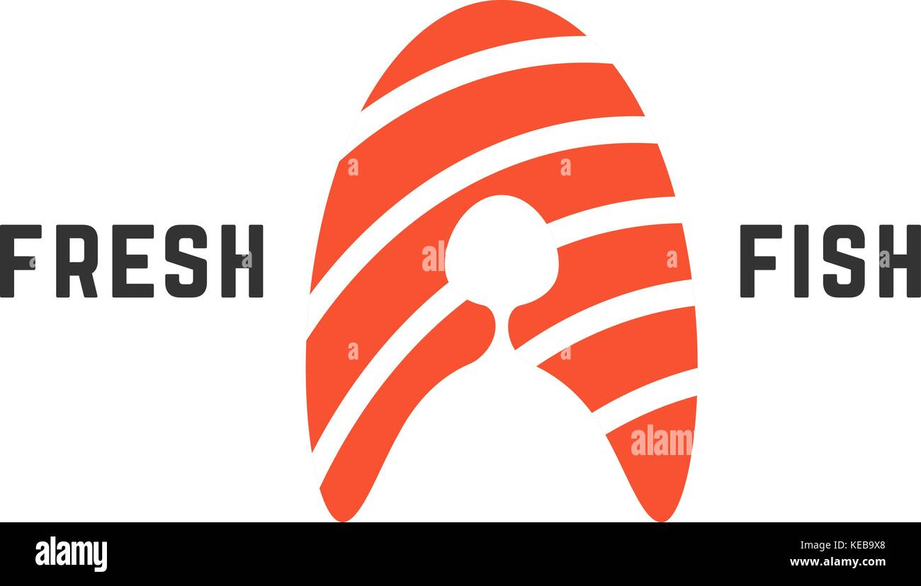 Fish logo stock photos fish logo stock images alamy for Plenty of fish kc