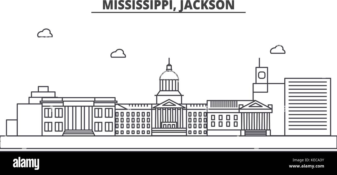 Stunning vector jackson ms photos