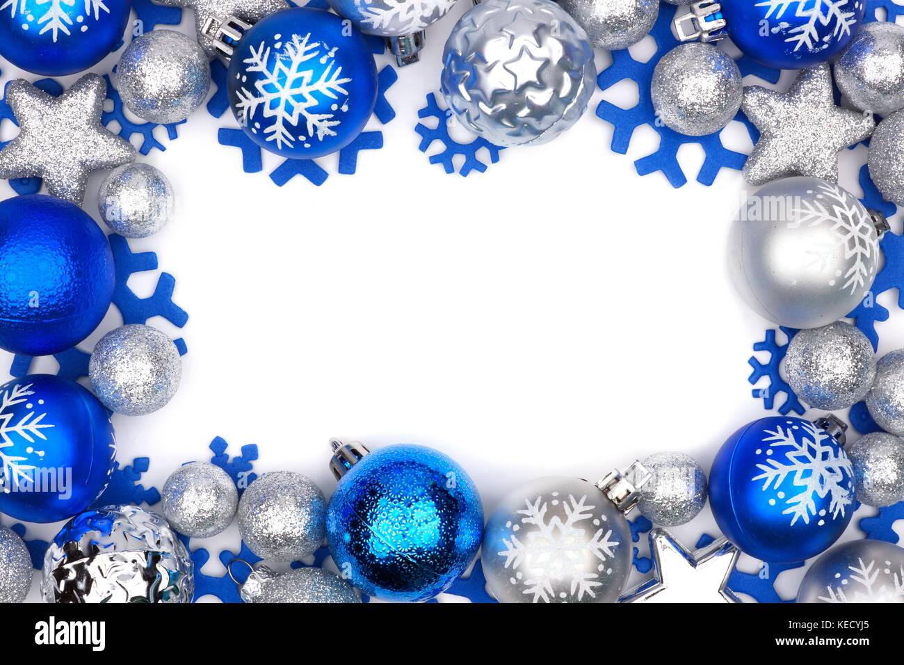 Silver Ornaments Stock Photos Amp Silver Ornaments Stock