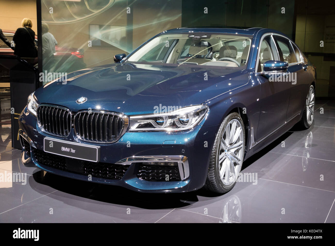 bmw 7 series stock photos bmw 7 series stock images alamy. Black Bedroom Furniture Sets. Home Design Ideas