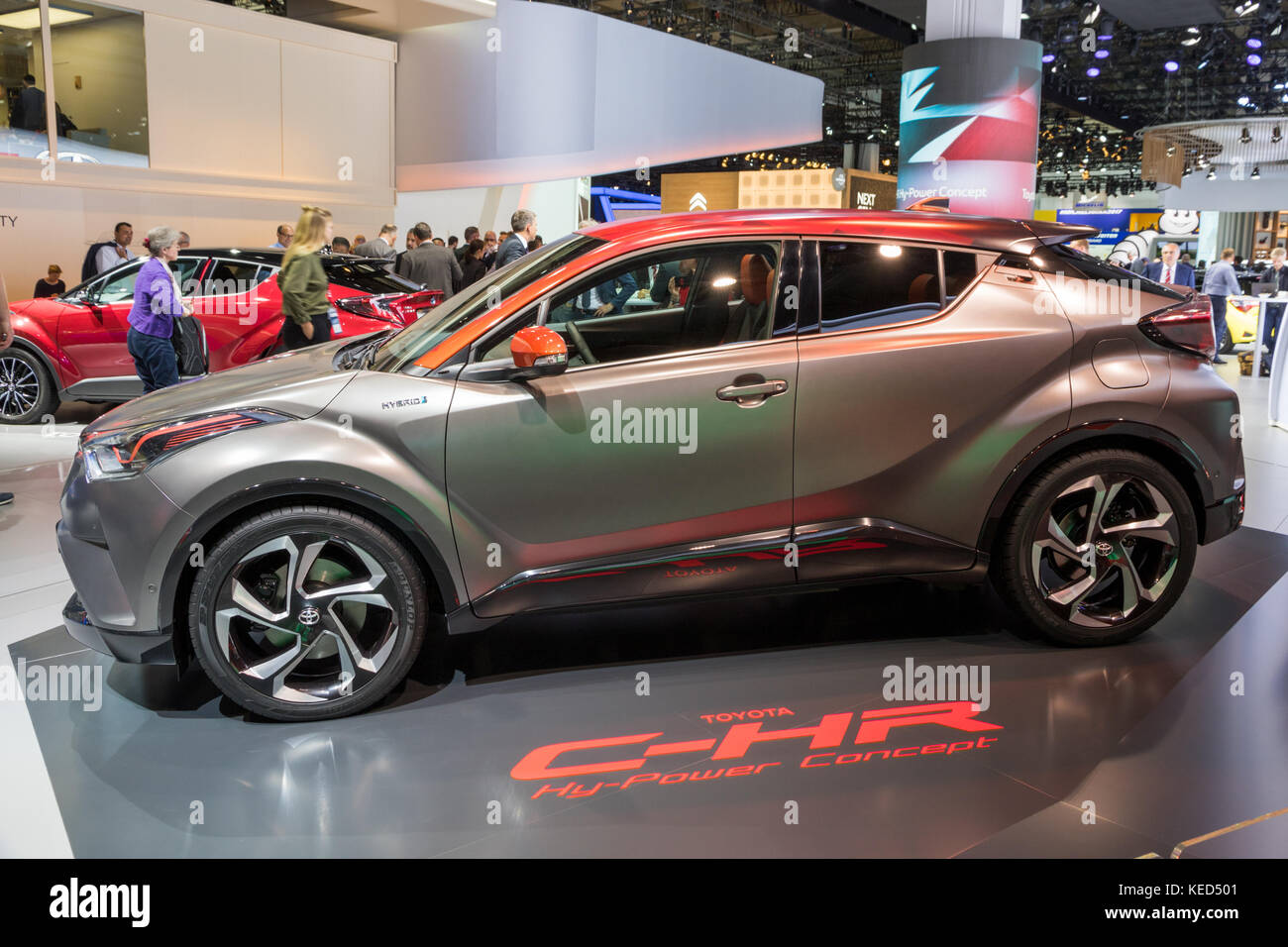 toyota chr stock photos toyota chr stock images alamy. Black Bedroom Furniture Sets. Home Design Ideas