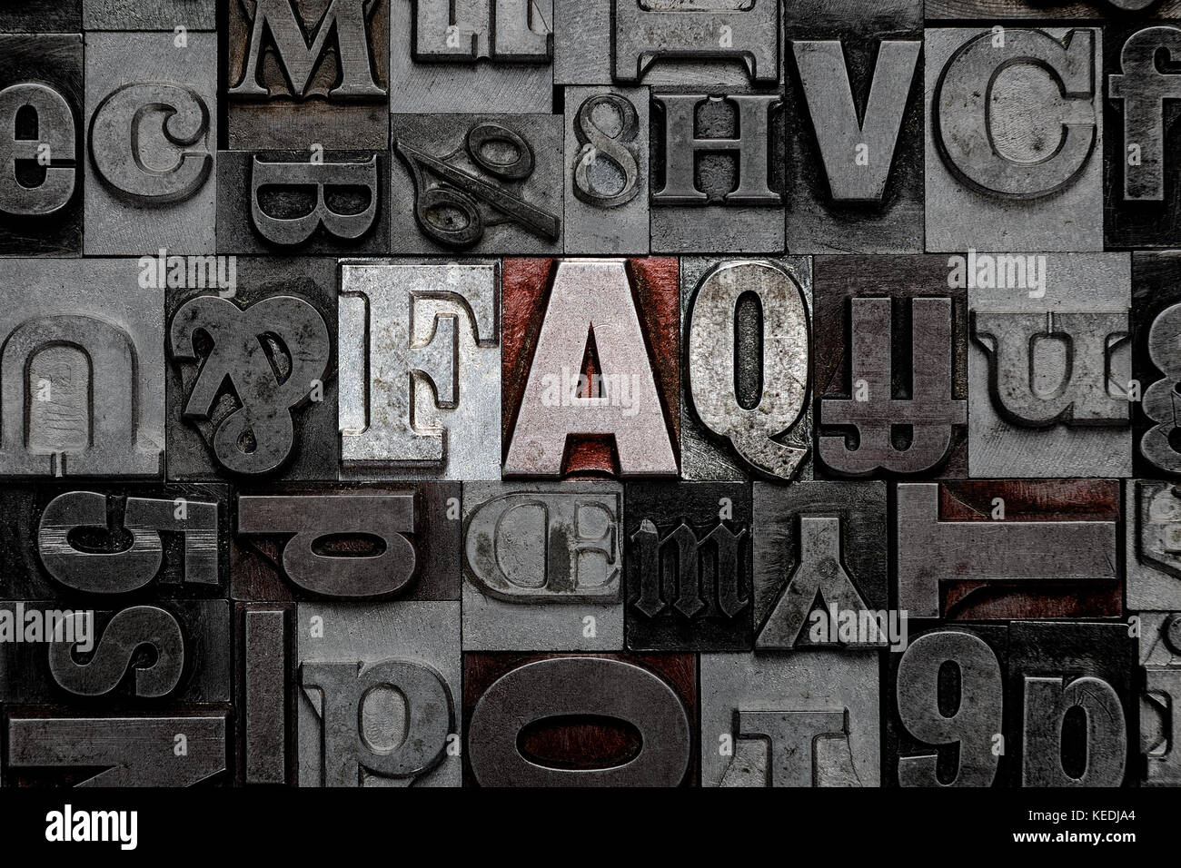 Old Metal Letters Stunning The Abbreviation Faq Made From Old Metal Letterpress Letters Stock Inspiration Design