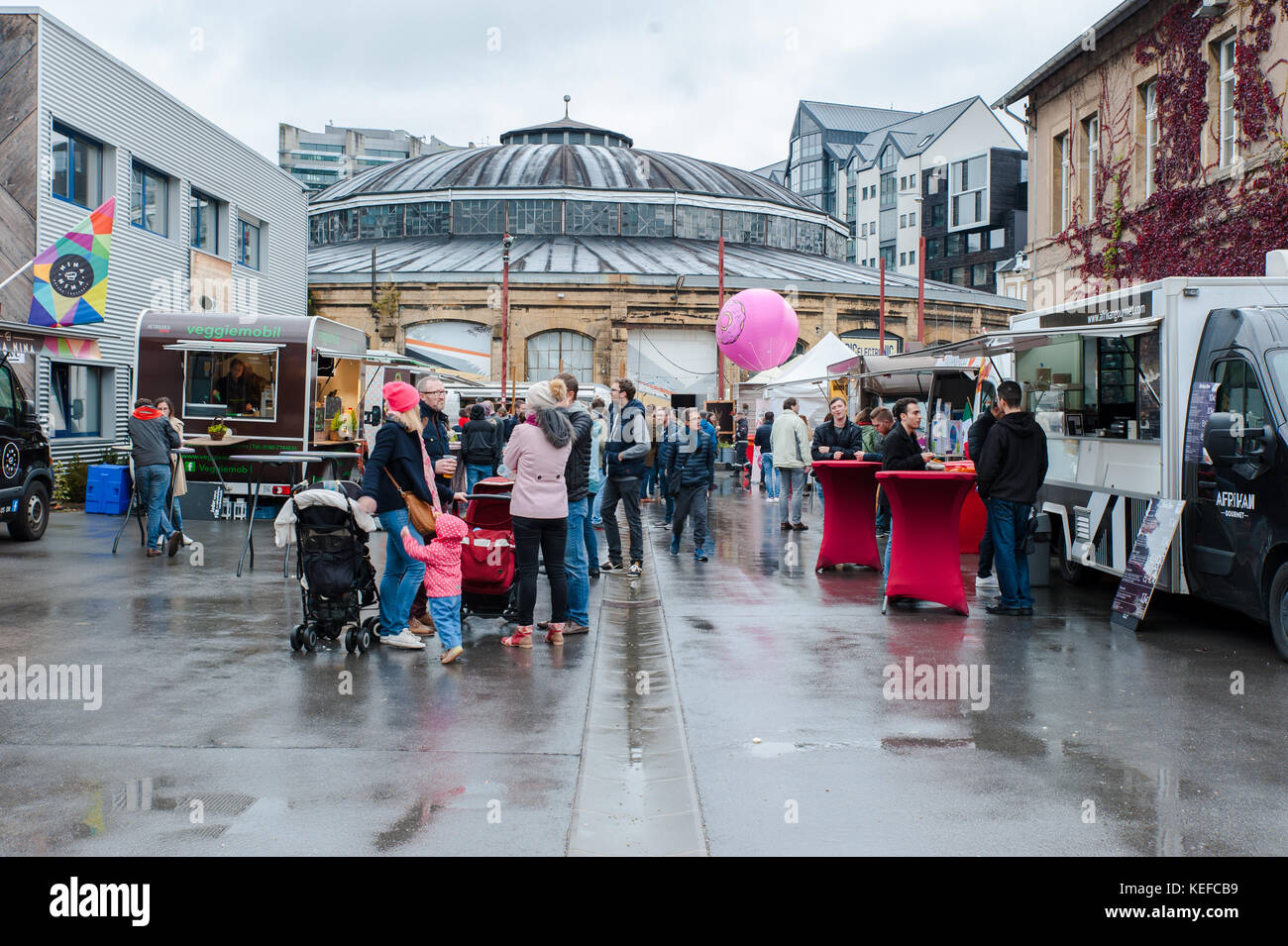 Luxembourg Food Truck Festival