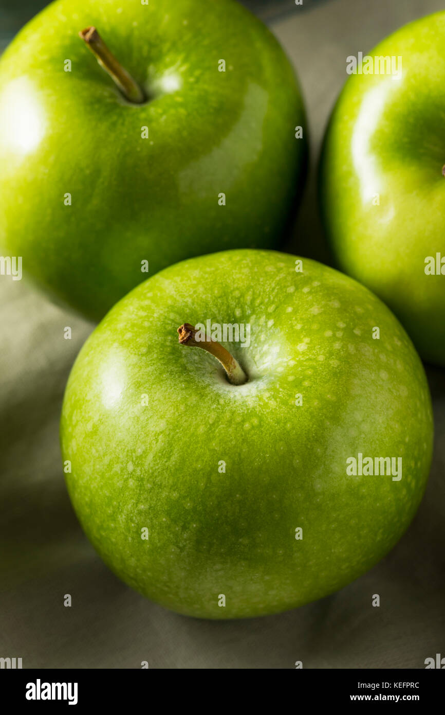 how to tell when granny smith apples are ripe