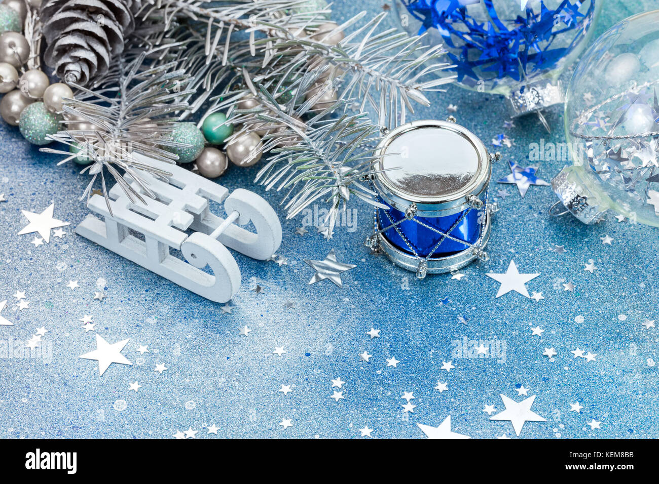 Blue And White Decorative Balls Australia