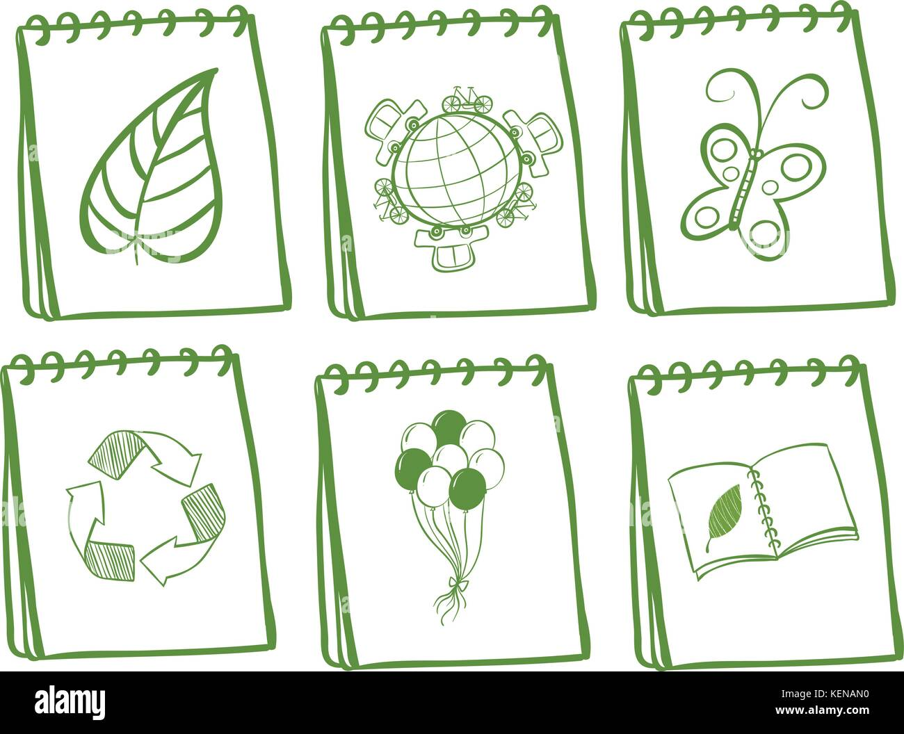 Earth cartoon recycle symbol stock photos earth cartoon recycle illustration of six ionic of recycle symbol stock image biocorpaavc