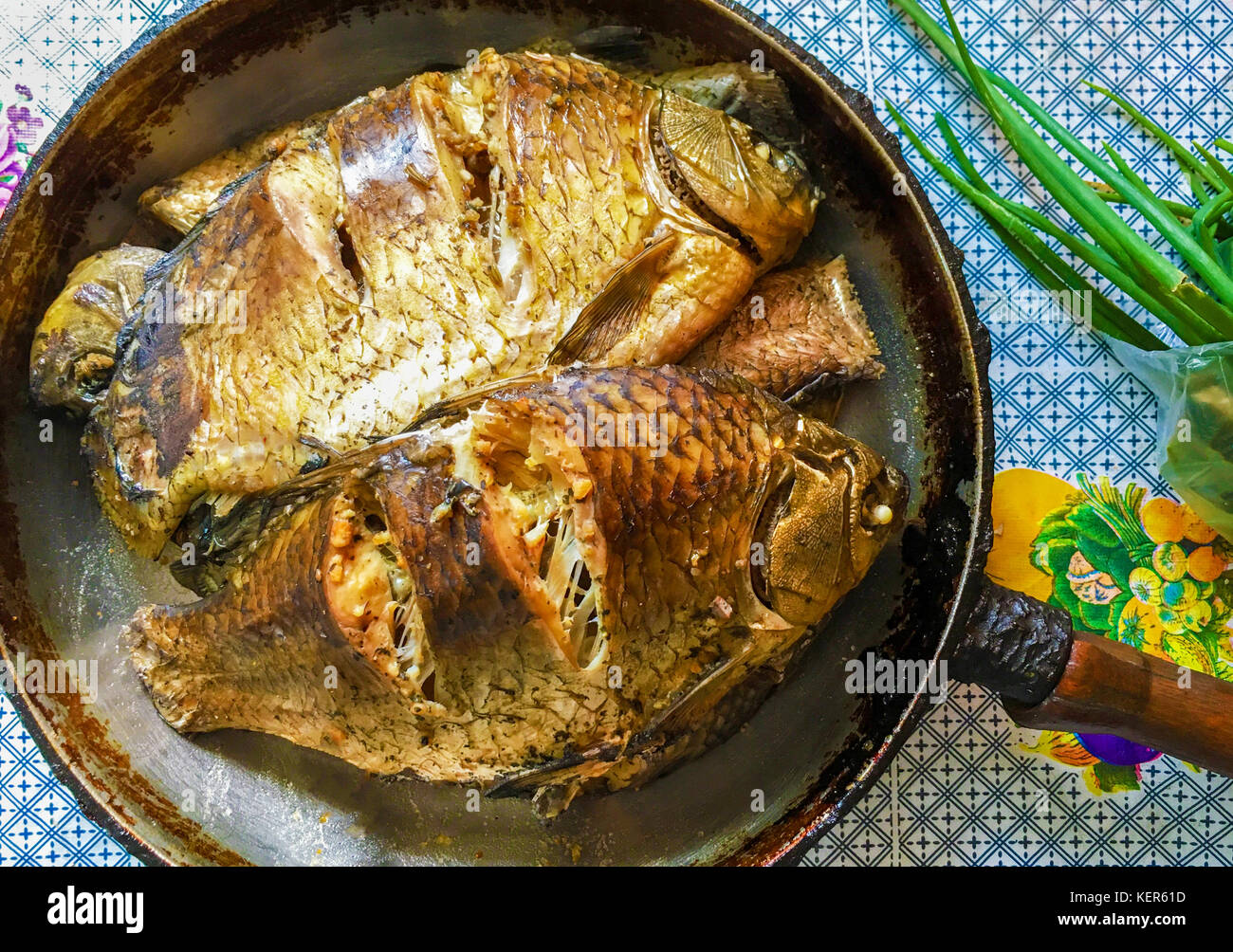 How to cook a crucian 35