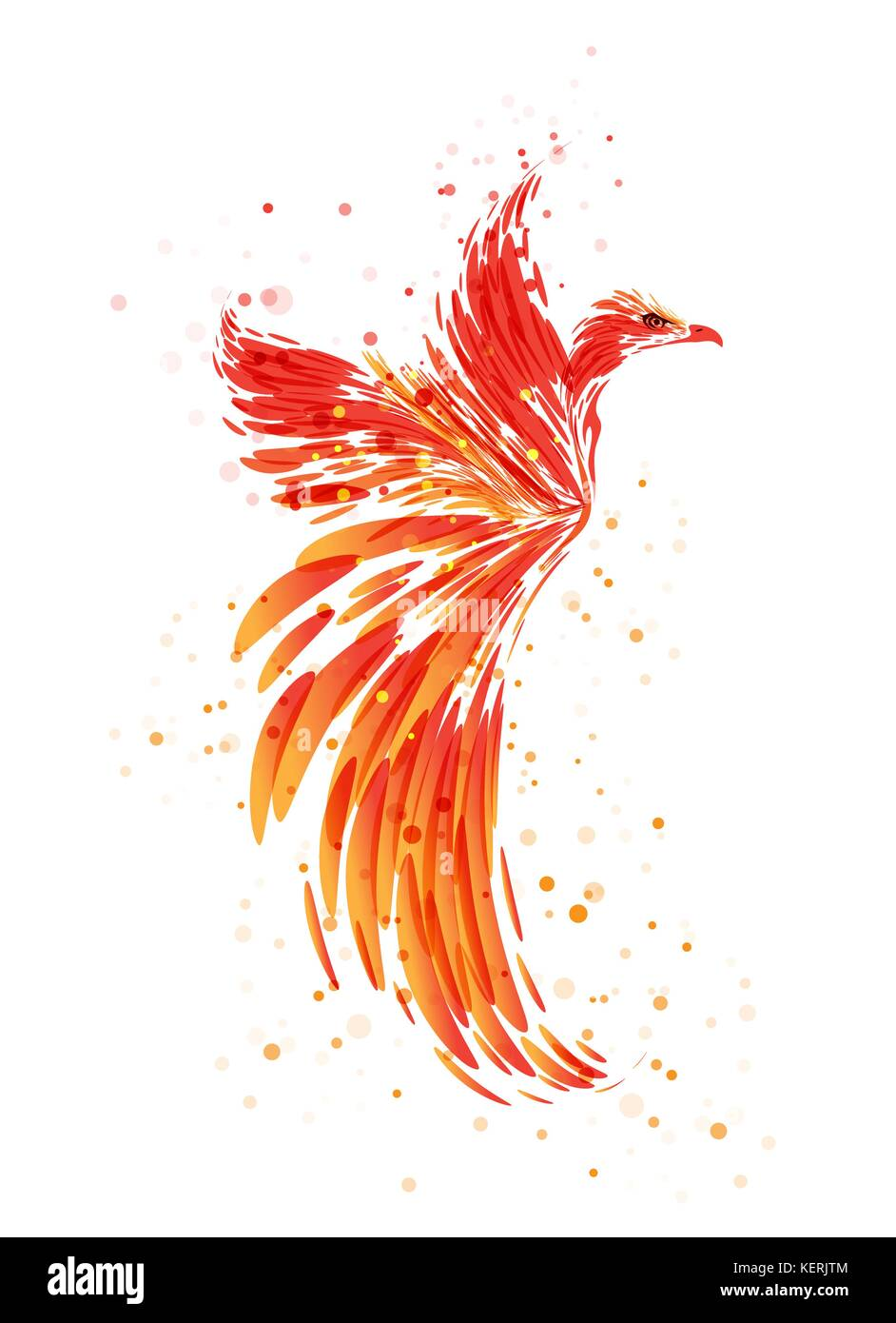 Phoenix Bird Stock Photos & Phoenix Bird Stock Images