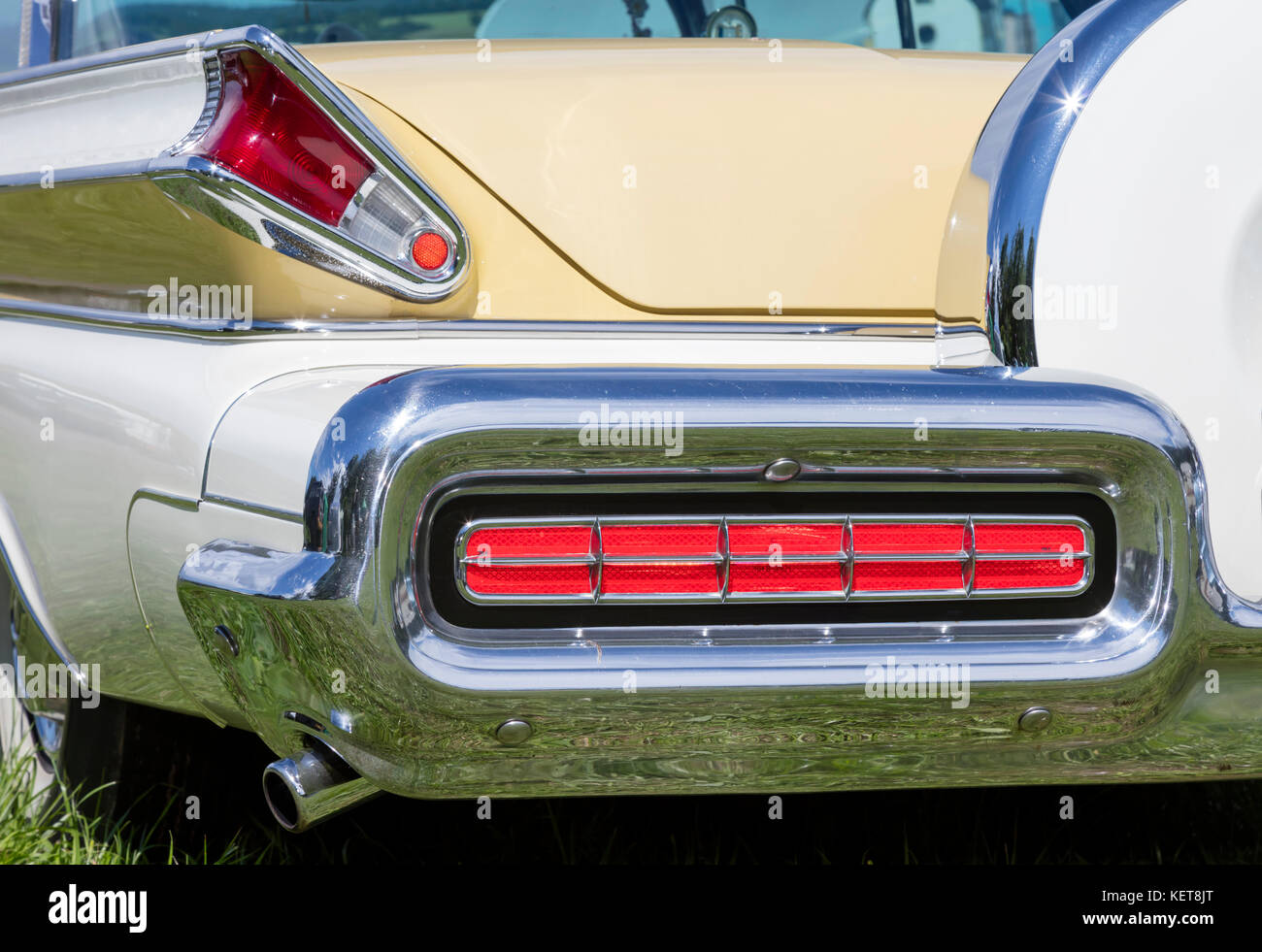 rear view chevy stock photos rear view chevy stock images alamy. Black Bedroom Furniture Sets. Home Design Ideas