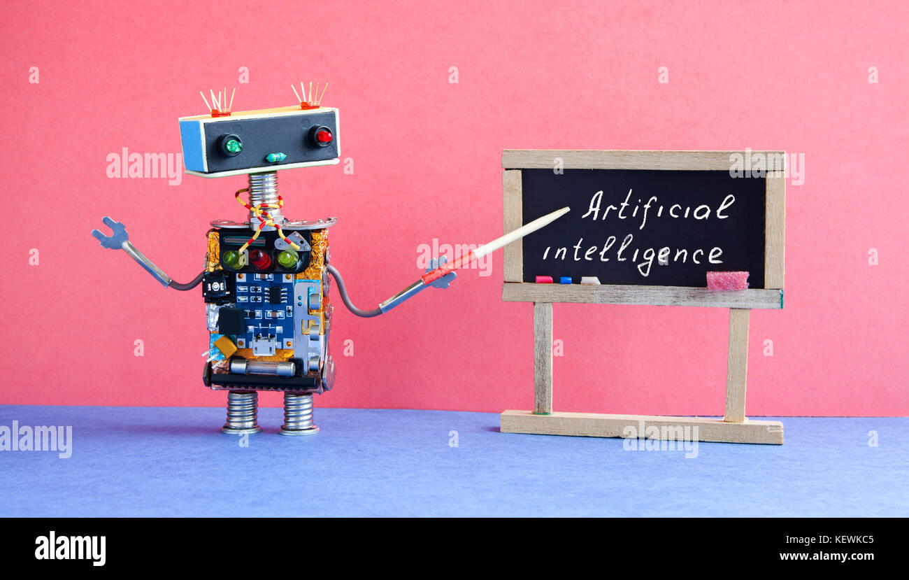 Artificial intelligence in the classroom essay