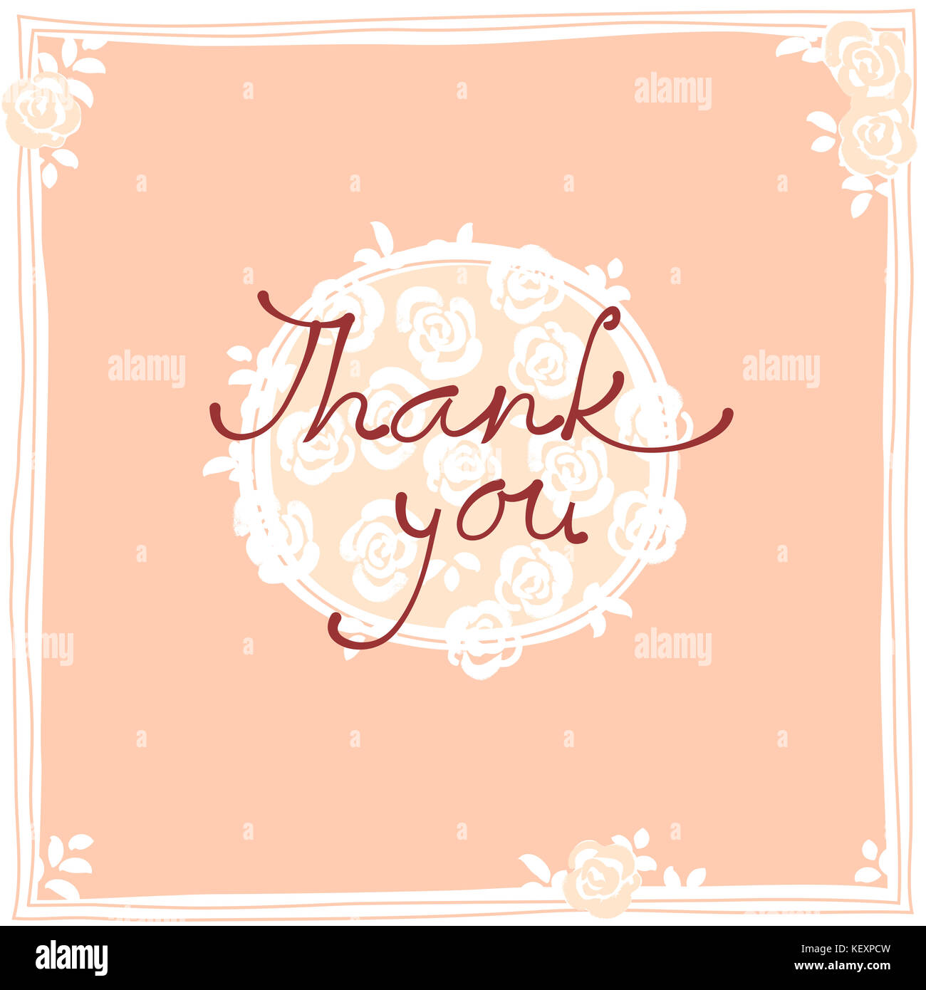Thank you card design template simple greeting card elegant note thank you card design template simple greeting card elegant note label thanksgiving symbol sign spiritdancerdesigns Images