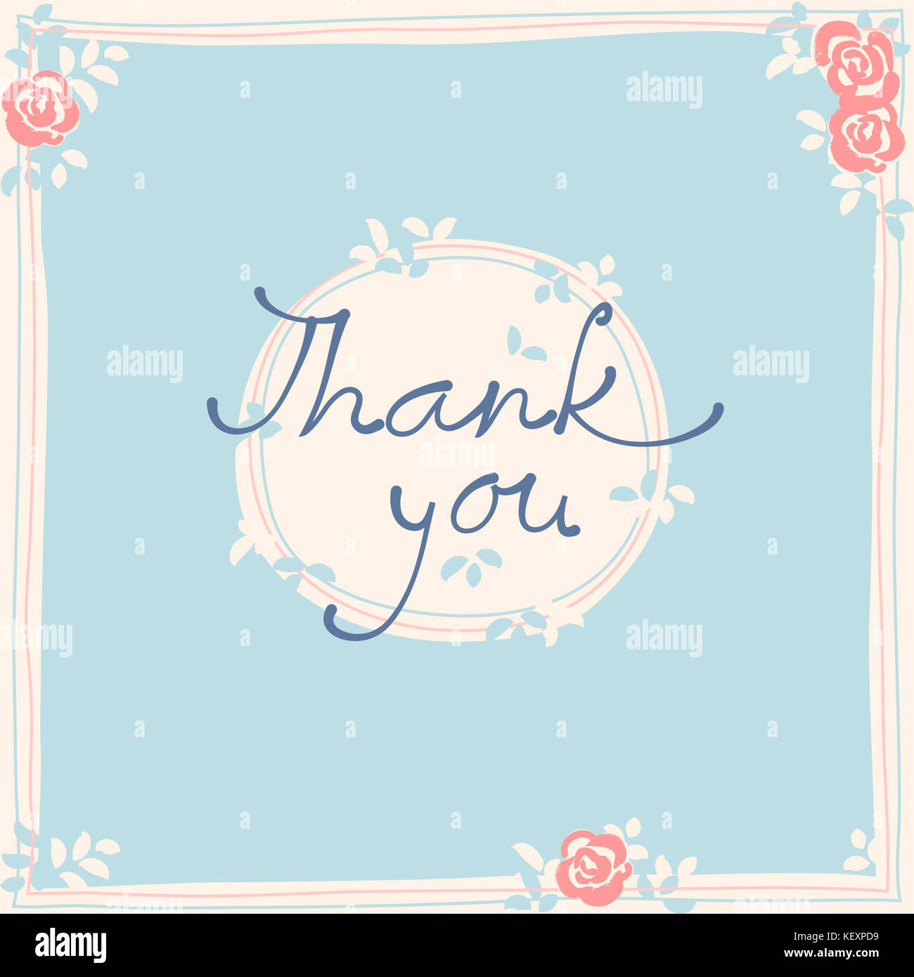 Thank you card design template simple greeting card elegant note thank you card design template simple greeting card elegant note label thanksgiving symbol sign kristyandbryce Gallery